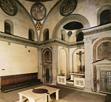 Sacristy of San Lorenzo